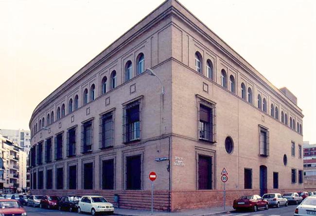Colegio arquitectos de sevilla latest colegio oficial - Colegio de arquitectos sevilla ...